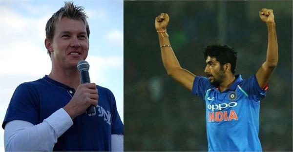 it  s nice to see a boomer like talent coming from india  brett lee