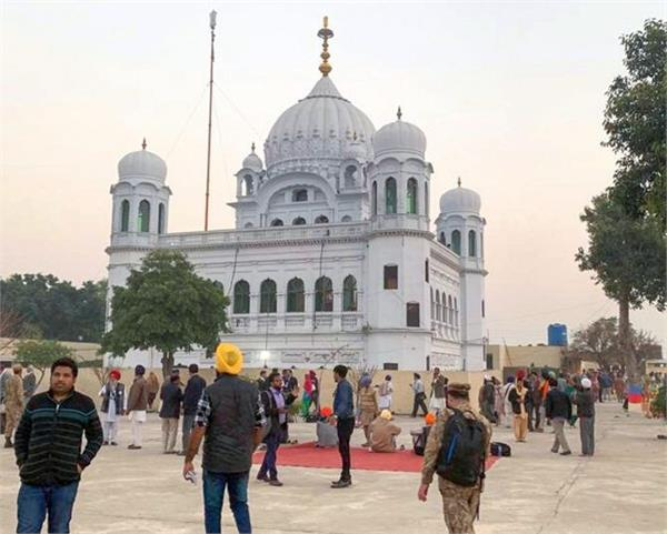 pakistan had taken   50 lakh world bank loan for kartarpur corridor