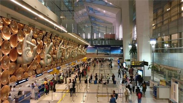 delhi airport becomes 12th largest airport in the world