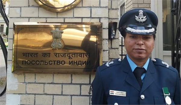 wing commander anjali singh becomes india  s first female diplomat