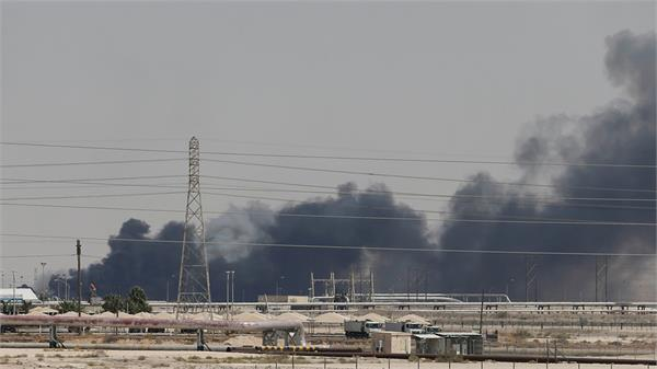 iran executes attack on saudi arabia  us official