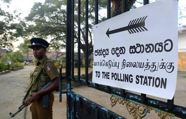 sri lankan presidential elections to be held on november 16