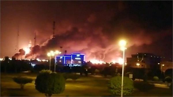 oec ministers condemn attack on saudi arabia s oil sources