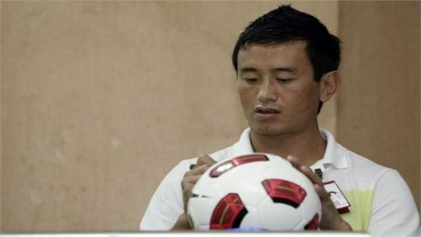 bhutia shut down former i league united sikkim fc