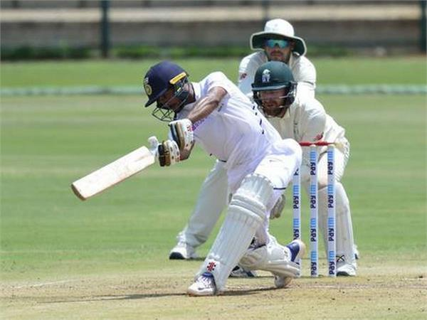 panchal hundred  india a won the series 1 0