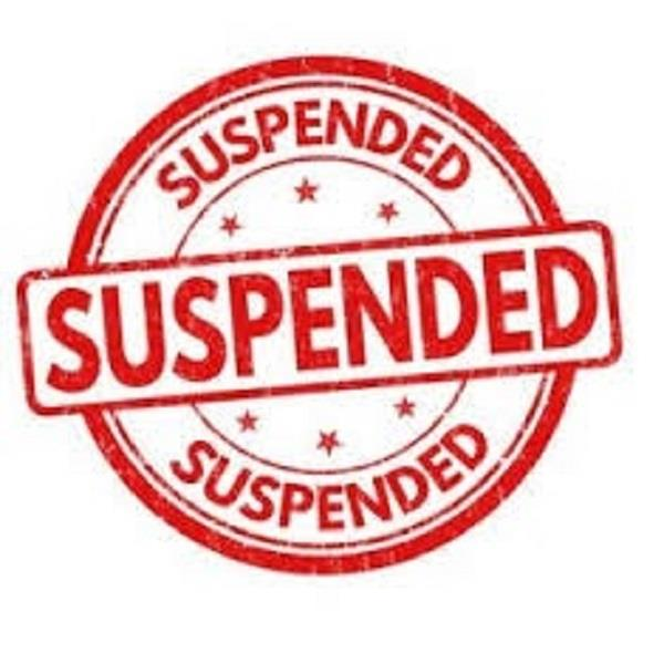 8 police personnel suspended