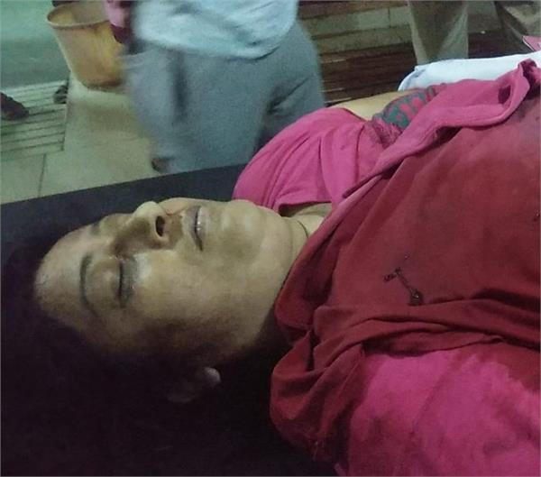 woman murdered in phagwara with sharp weapons