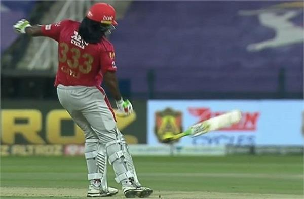 gayle  who missed out on a century  said   my promise has not been fulfilled