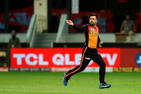rashid said   my focus was not on taking wickets but on it