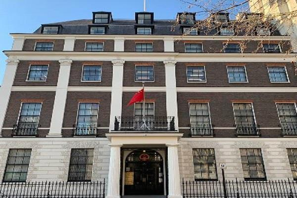 china to build magnificent embassy in london