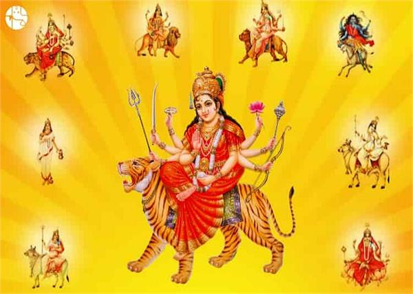 navratri 2020  nine colours of navratri and their significance