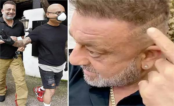 sanjay dutt bares scar post treatment  says   will beat cancer