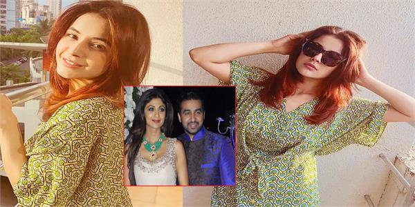 shehnaaz gills new look praised by raj kundra