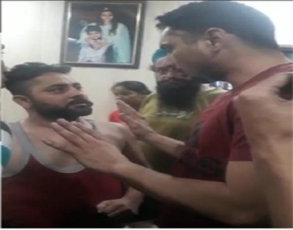 ludhiana police bandh assault