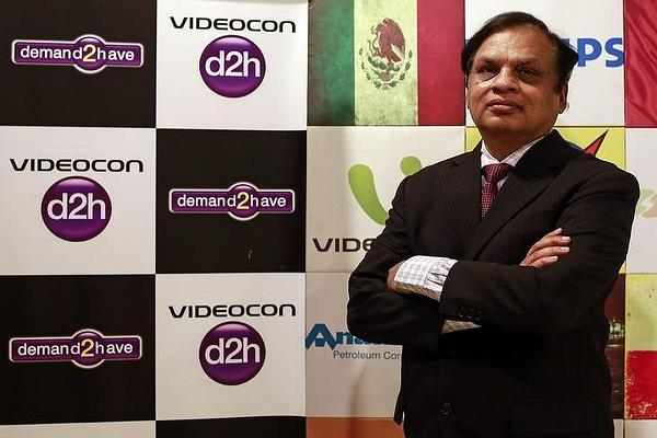 venugopal dhoot s proposal to banks to save videocon from bankruptcy