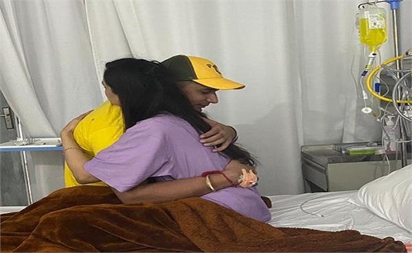 prince narula and wife yuvika chaudhary hospitalised