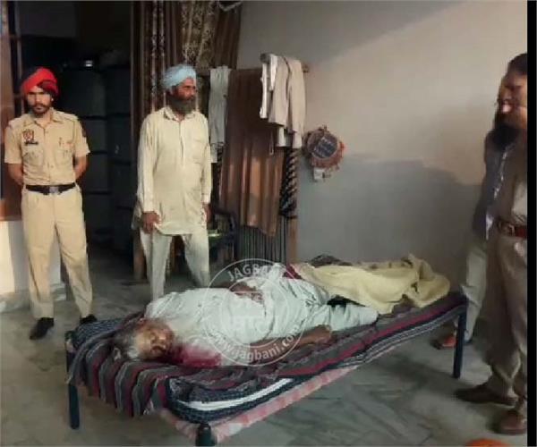 sultanpur lodhi elderly couple murder