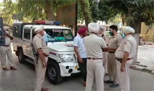kapurthala jail gangwar