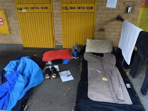 new south wales  homeless youth