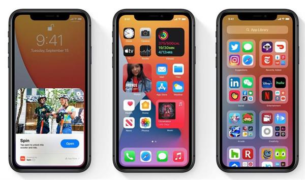 apple releases ios 14 1 for iphones