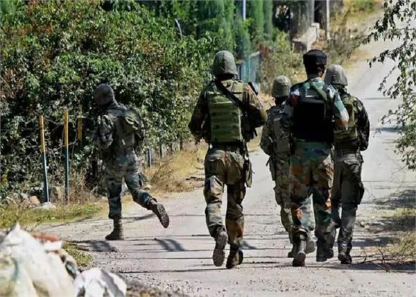 jammu kashmir pulwama security forces encounter terrorist death