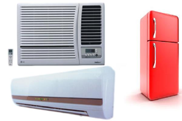 big government decision ac with fridges ban on imports