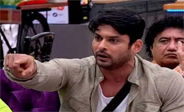 bigg boss 14  nari shakti started siddharth got angry
