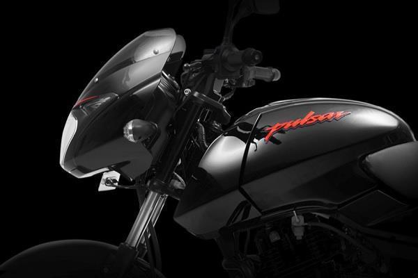 bajaj auto launches pulsar 125 split seat drum variant