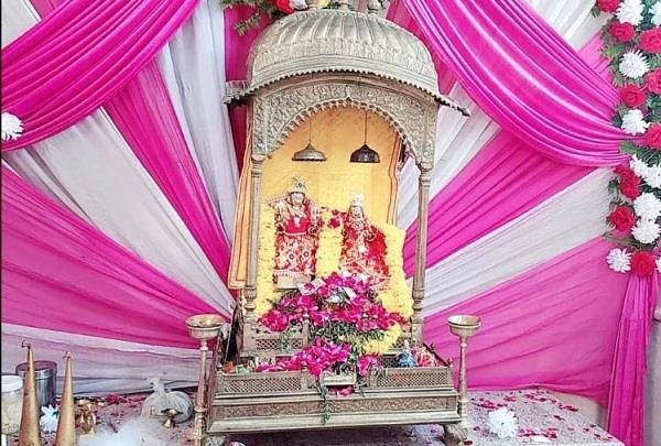 madagascar  hindu temple hall