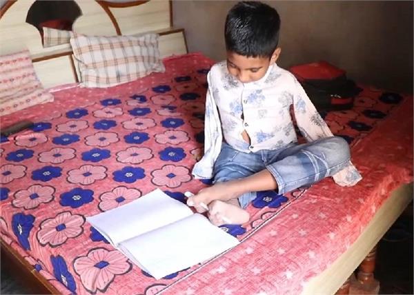painting competition sangrur jashandeep