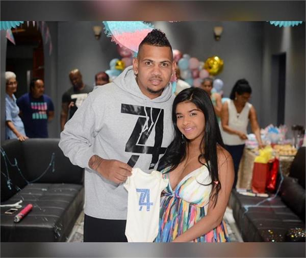 ipl 2020 sunil narine becomes father share photo instagram