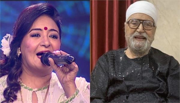 punjabi singer jaspinder narula father sardar kesar singh passed away