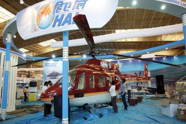 hindustan aeronautics has struck a rs 400 crore deal