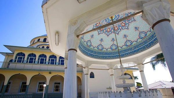 sydney  mosque attack