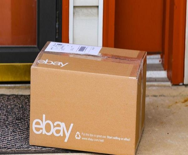 woman stole goods sold on ebay