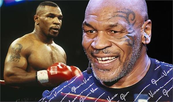 mike tyson  ring  roy jones  competition