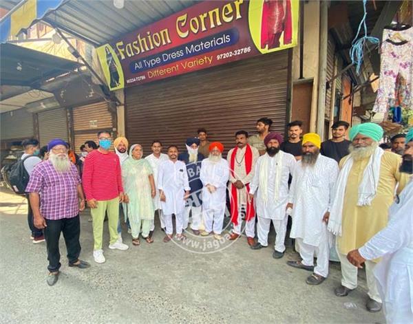 tarn taran  dalit community  protests