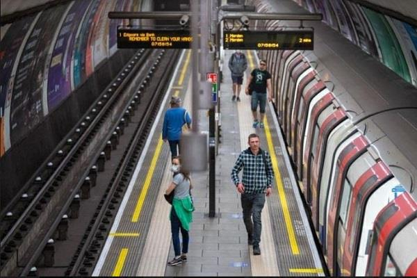 buses on london underground tubes may close