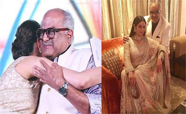 deepika padukone sridevi and boney kapoor