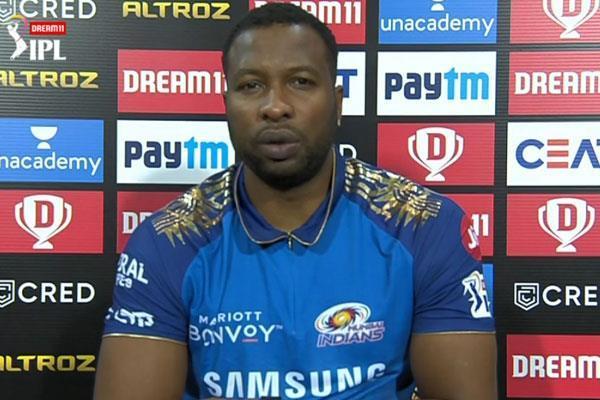 pollard speaks after suryakumar  s explosive innings  players indian team