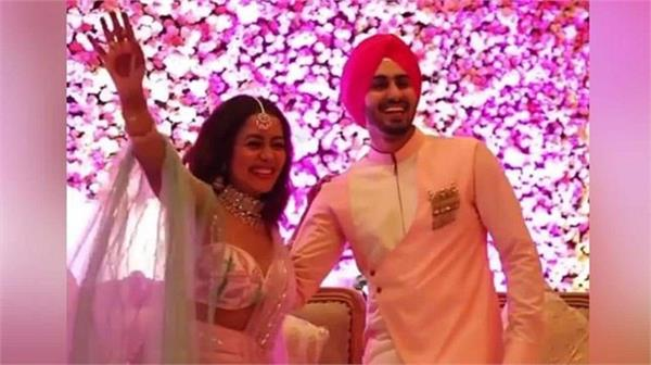 neha kakkar and rohanpreet singh video viral on social media
