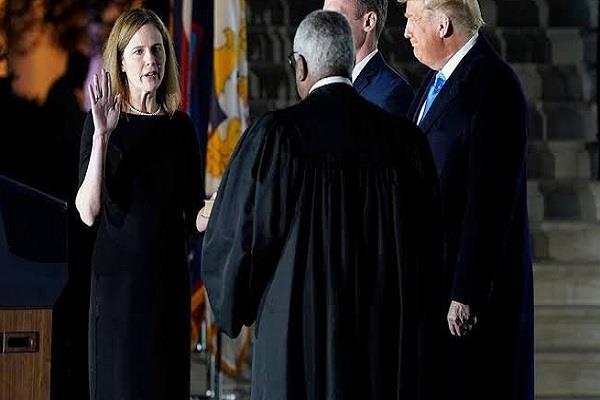 usa woman supreme court