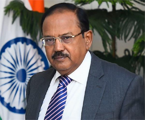nsa ajit doval  enemies  messages