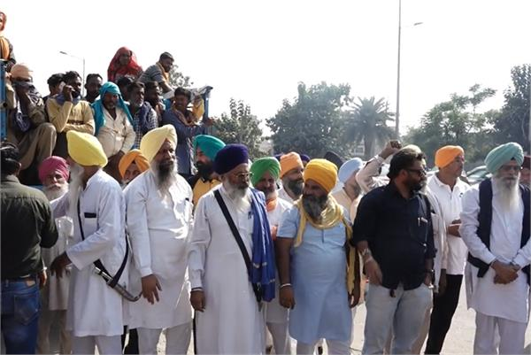 agricultural law farmers protest