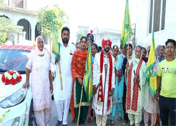 unions flags families marrige farmers