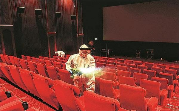 unlock 5 0  up govt issues guidelines for reopening of cinema halls