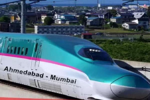 company got pm modi s dream project mumbai ahmedabad will be completed in 2 hr