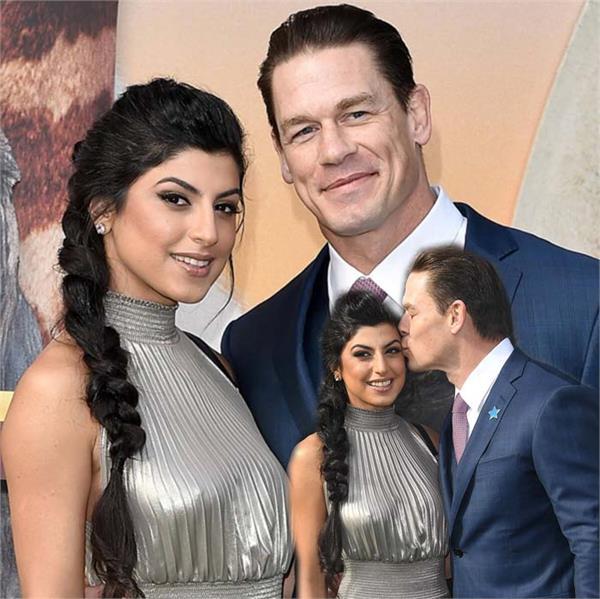 john cena girlfriend shay shariatzadeh married