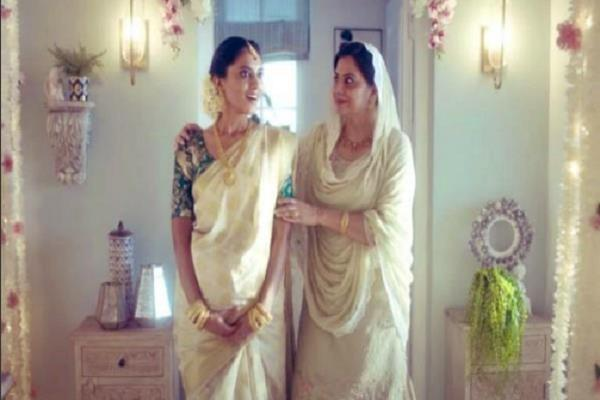 anger over tanishq s new ad company had to remove video