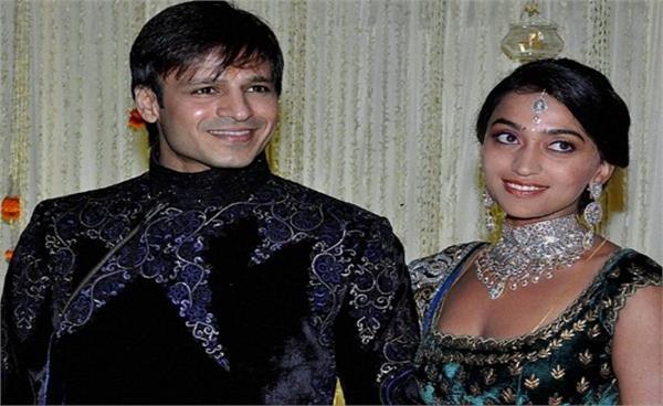 vivek oberoi  s wife priyanka alva served notice in connection